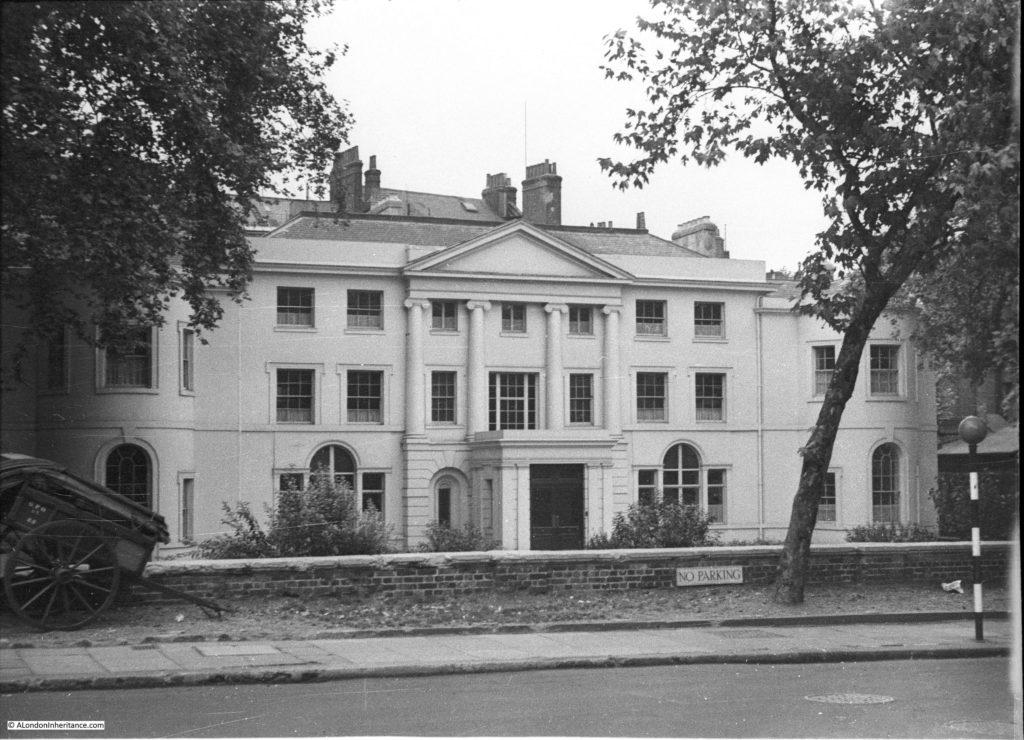 Crewe House
