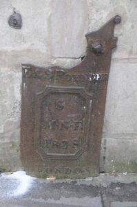Possible Parish Boundary Marker