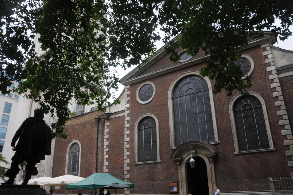 St Mary-le-Bow