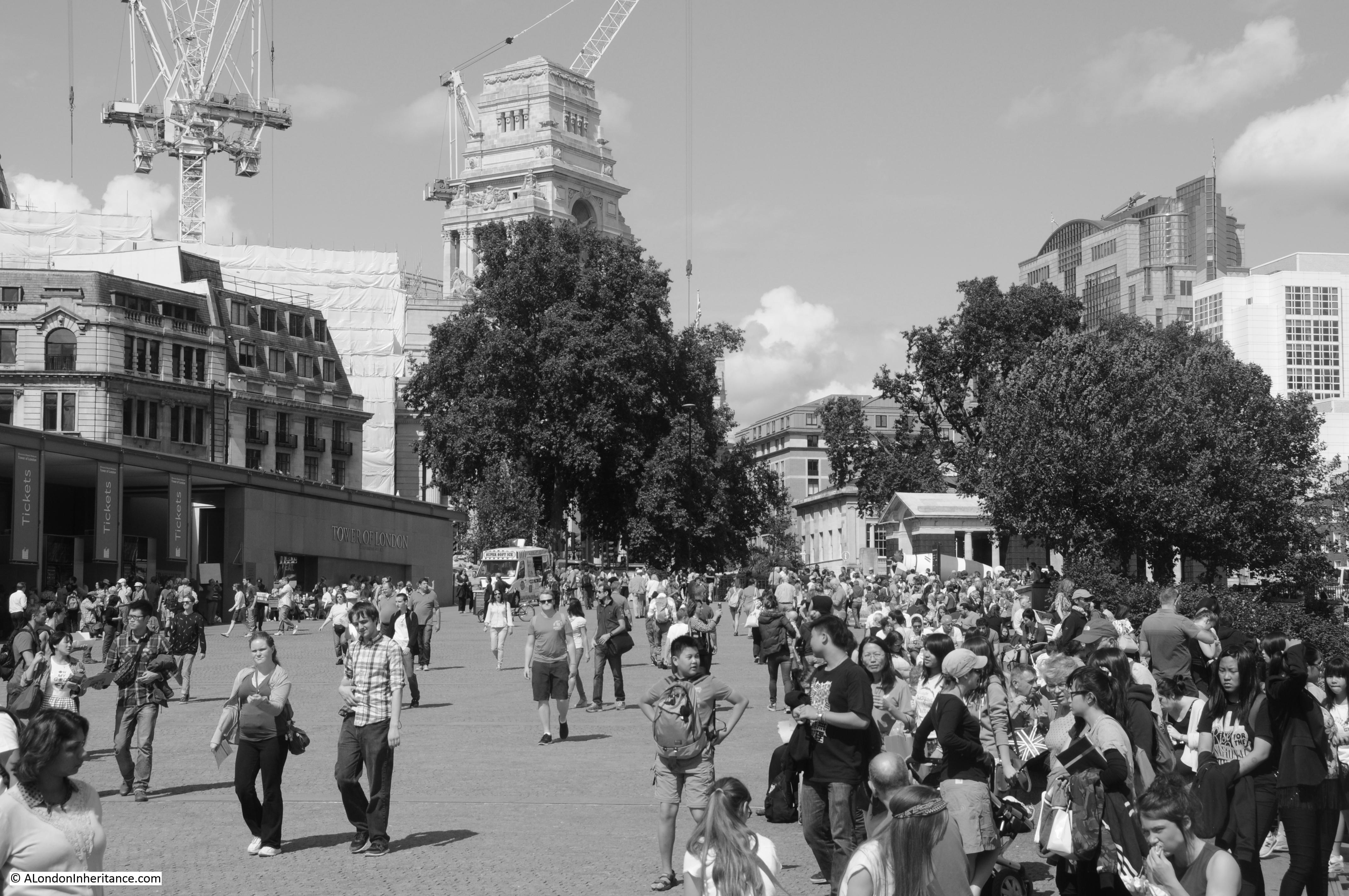 my 2014 tower hill - A London Inheritance