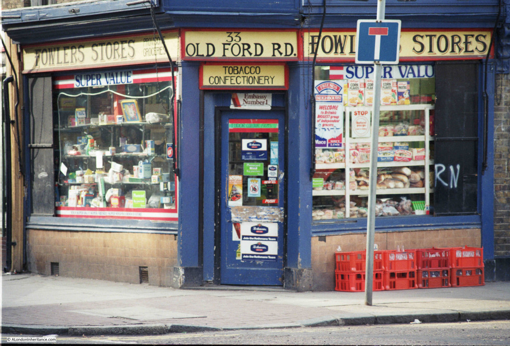 London Streets In The 1980s Part 2 A London Inheritance