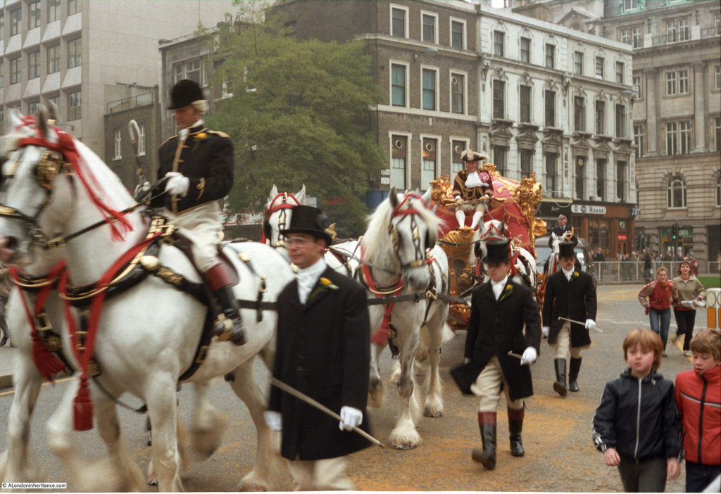 lord mayors show 1936 - 1024×702