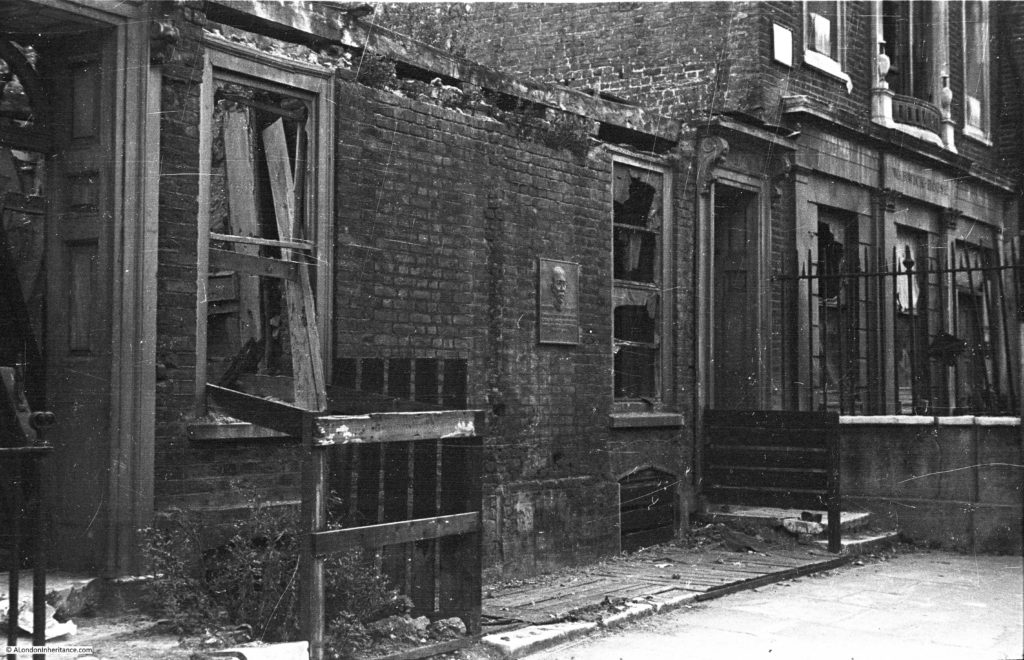 Gray's Inn Place, Sun Yat-sen And A London Kidnapping - A London Inheritance