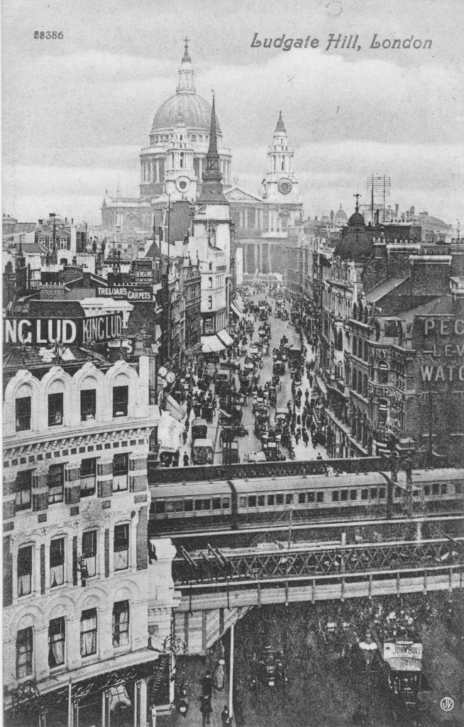 Old Photos of London