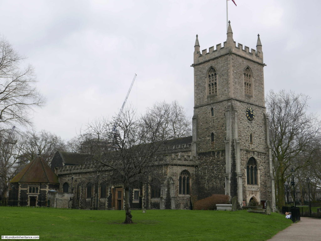 St. Dunstan and all Saints