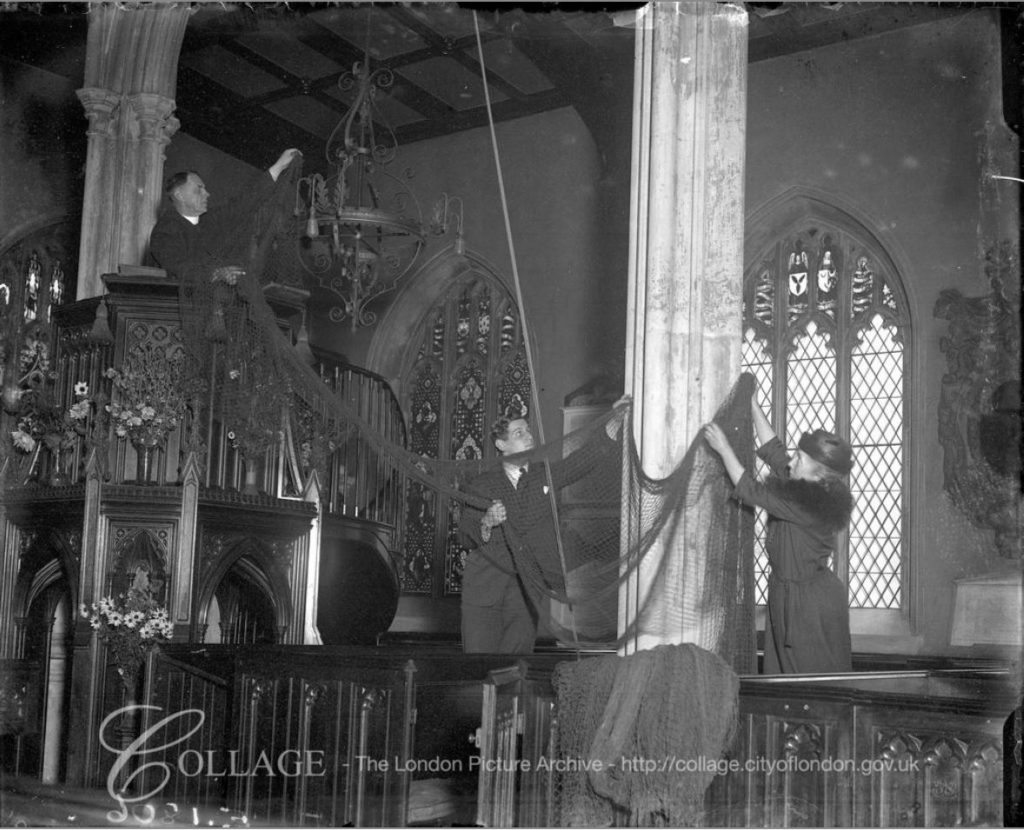 St. Dunstan and all Saints