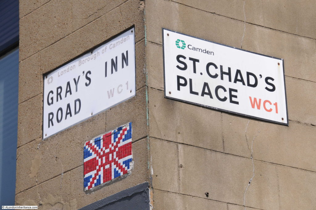 St. Chad's Place