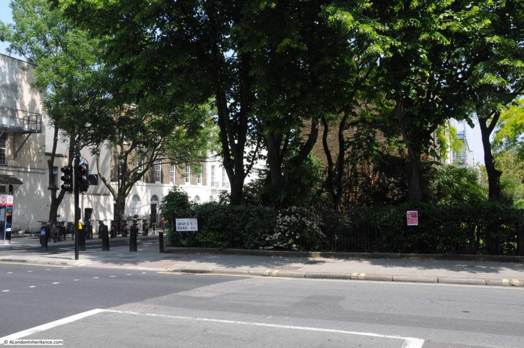 Ampton Street