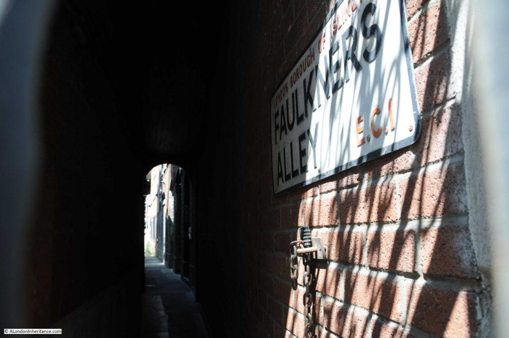 Faulkner's Alley