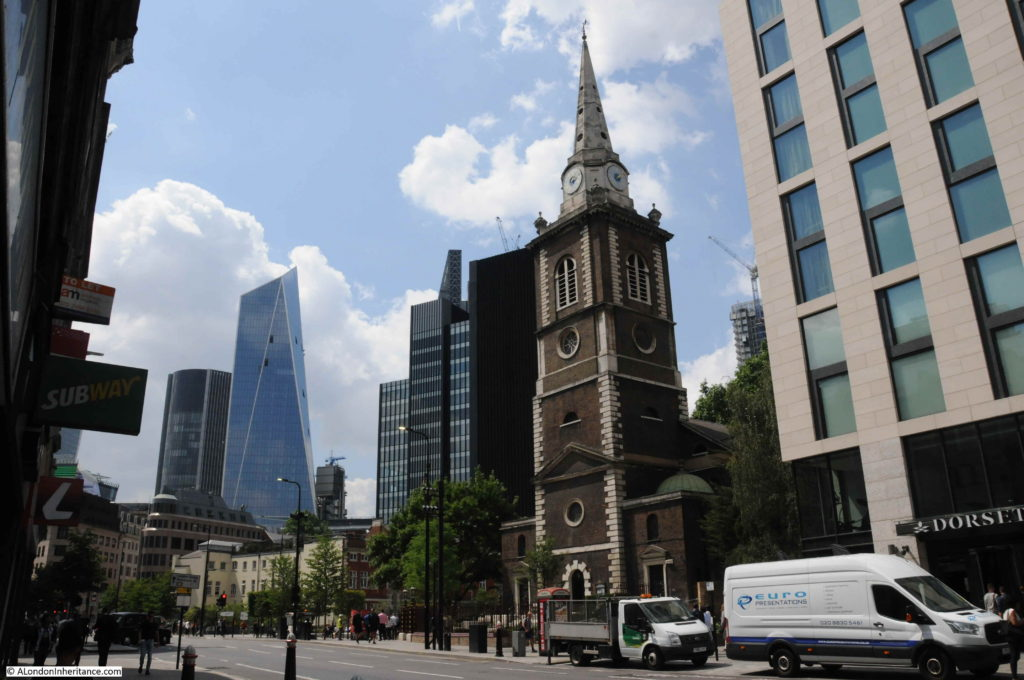 St Botolph without Aldgate