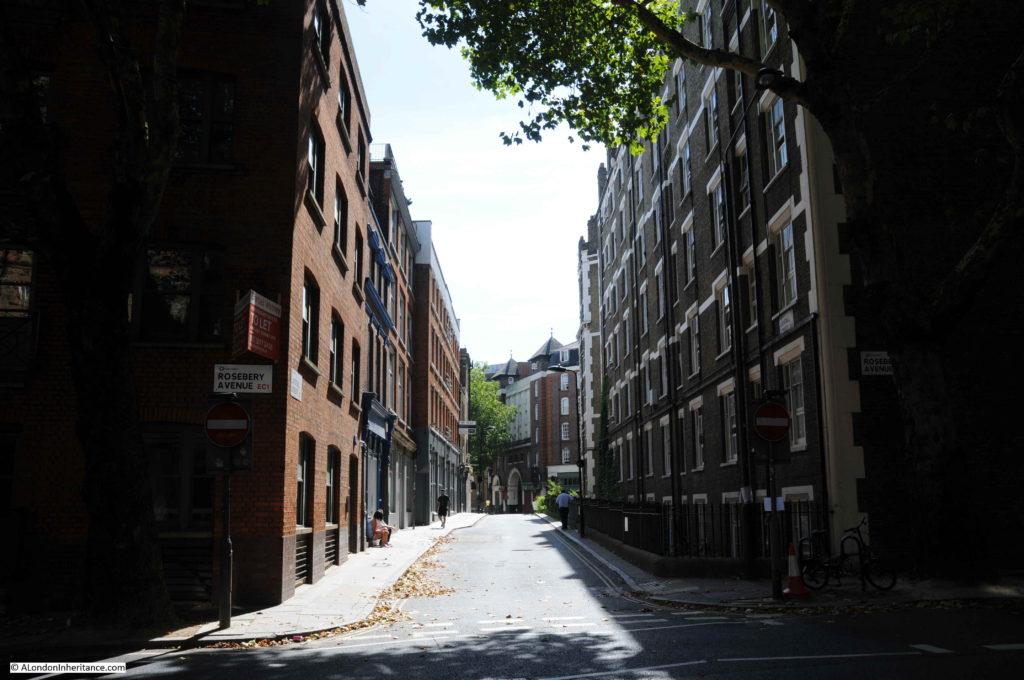 Laystall Street