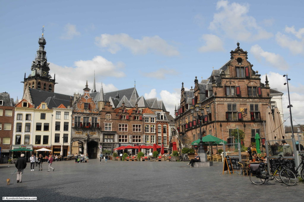 Nijmegen city centre