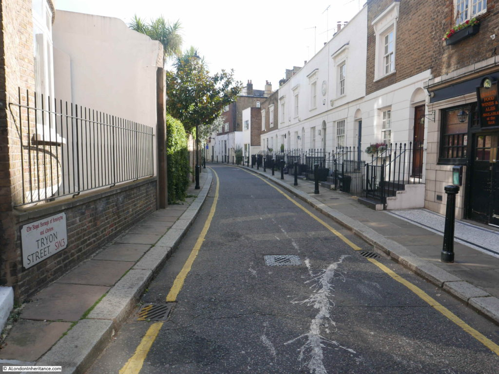 Tryon Street