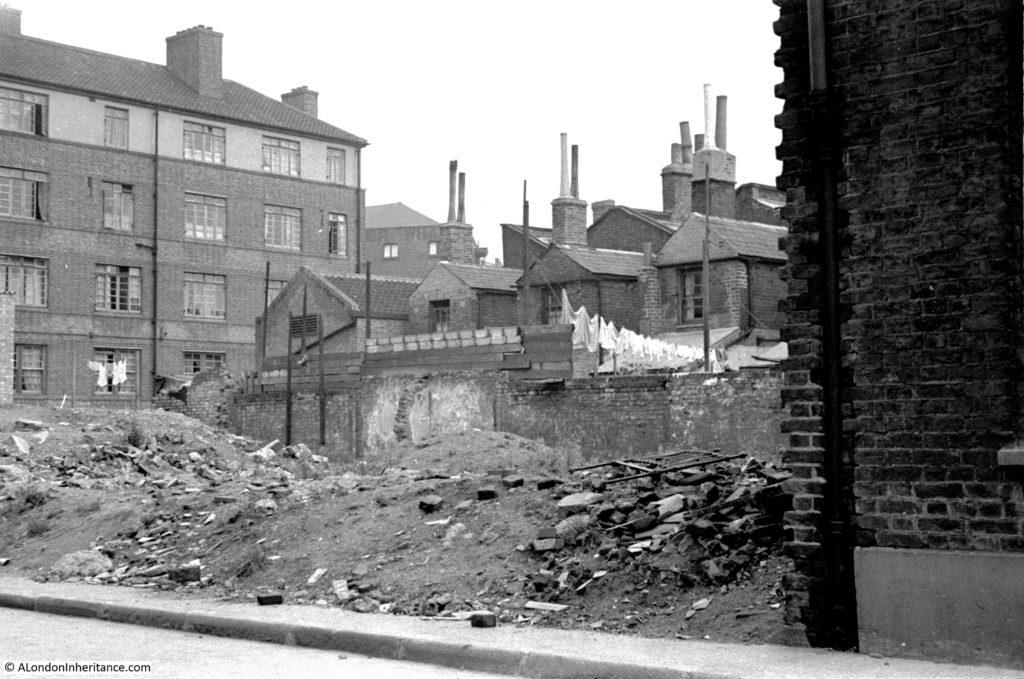 Bermondsey Wall