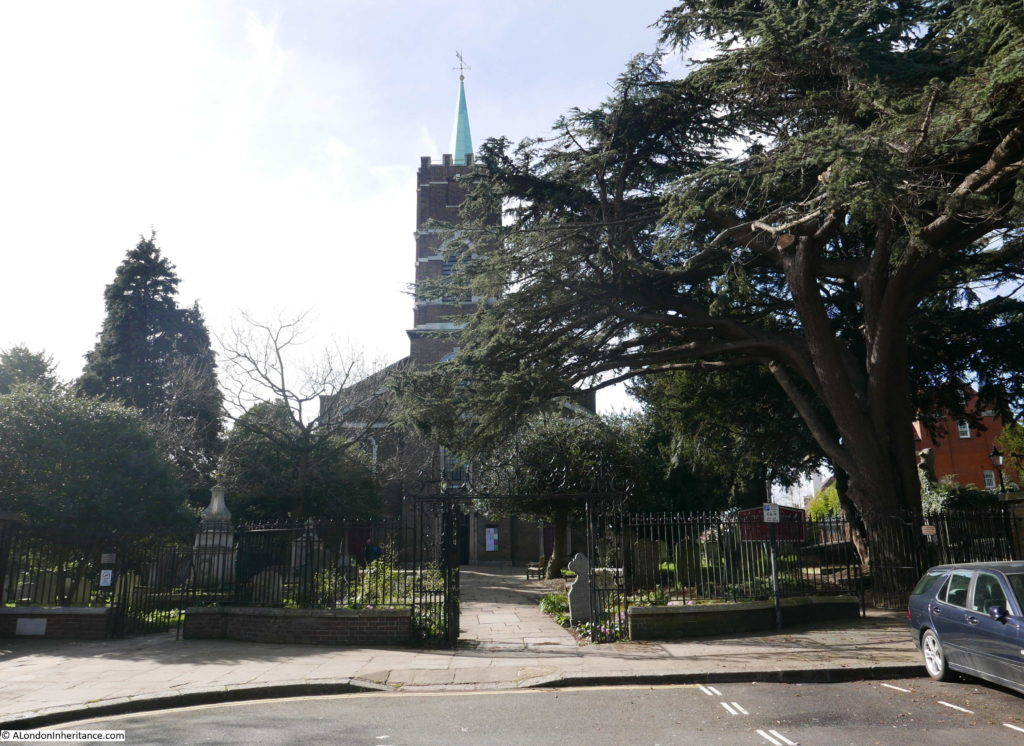 St John at Hampstead