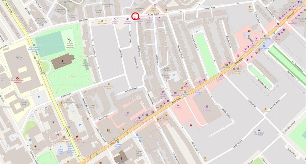Godfrey Street, Chelsea