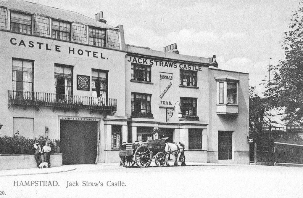 Jack Straw's Castle