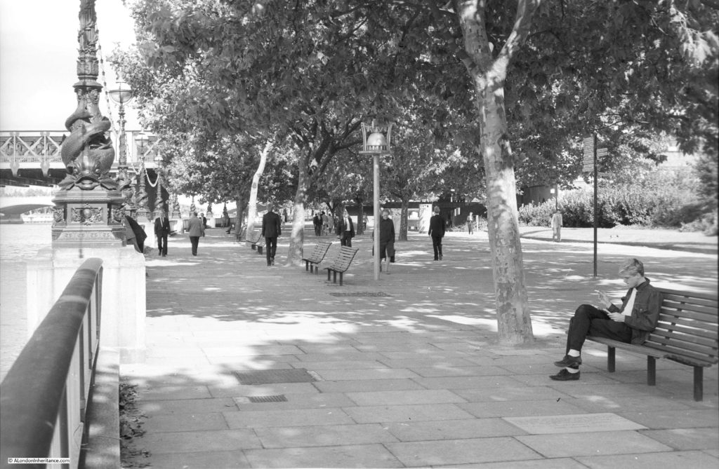 Walking the South Bank