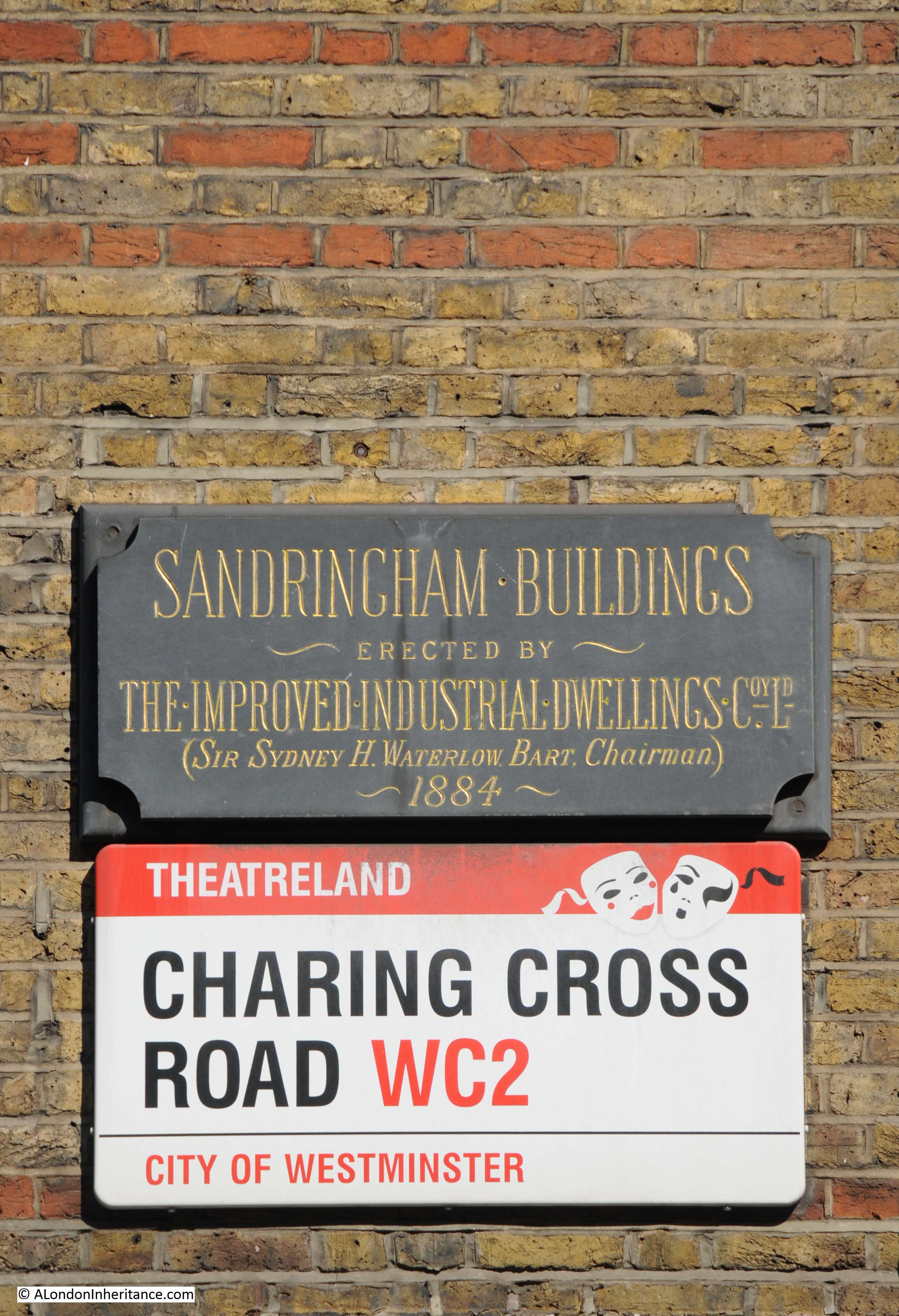 Charing Cross Road Archives - A London Inheritance