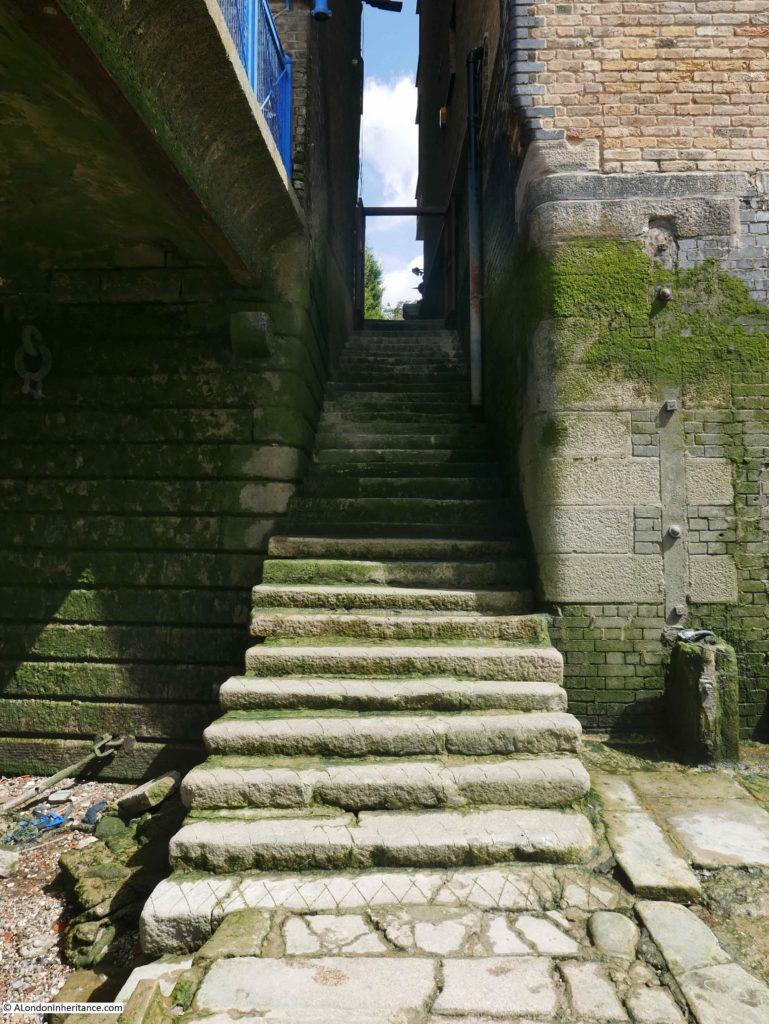 Alderman Stairs