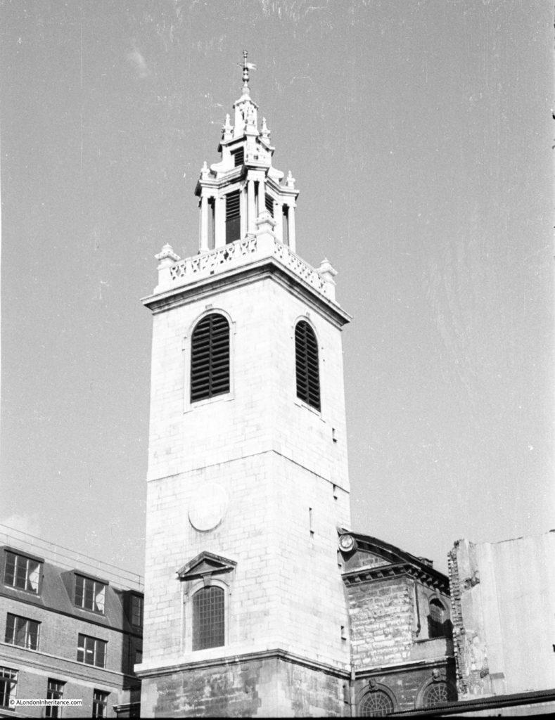 St Stephen Walbrook