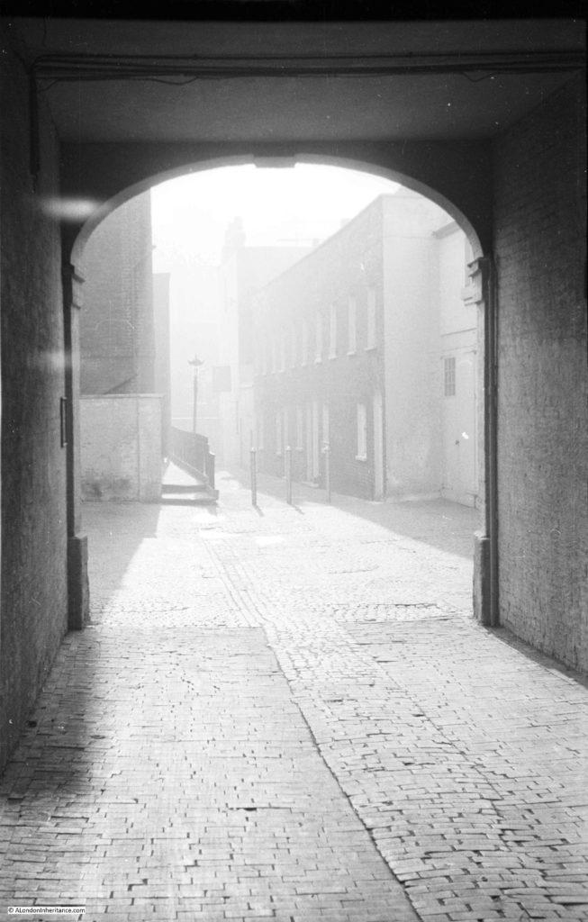 Old Barrack Yard