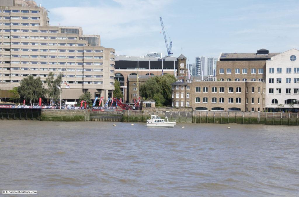 St Katherine Docks