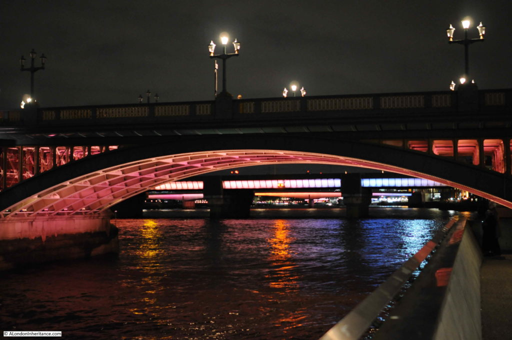 Winter Walk from Tower Bridge to Westminster