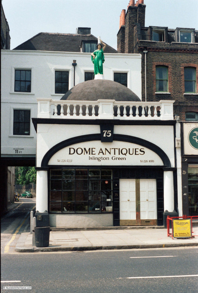 The Dome at Islington Green - A London Inheritance