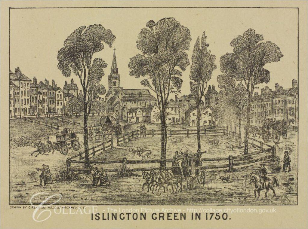 Islington Green