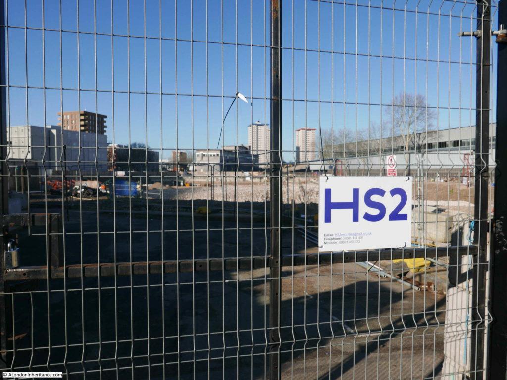Euston Station HS2