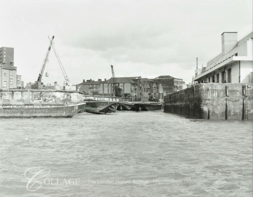 Limekiln Dock