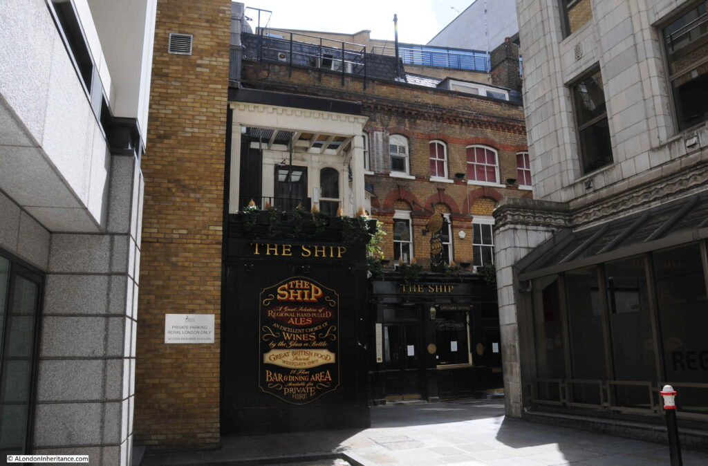 Pubs of the City of London