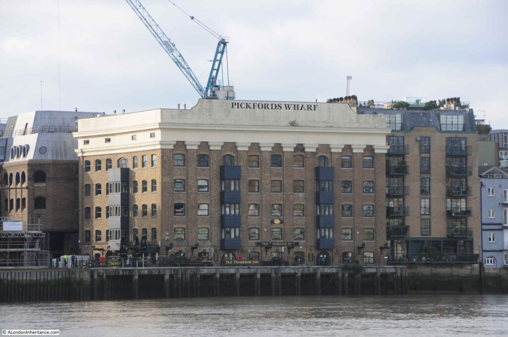 Pickfords Wharf