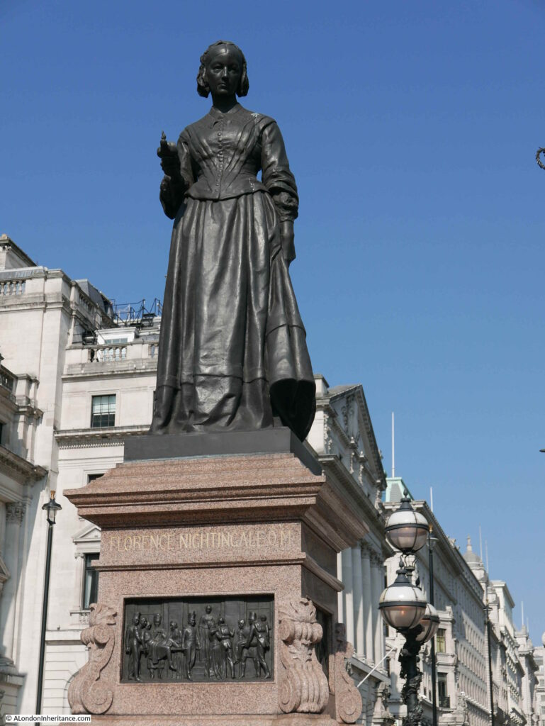 First Public Statue of a Woman in London