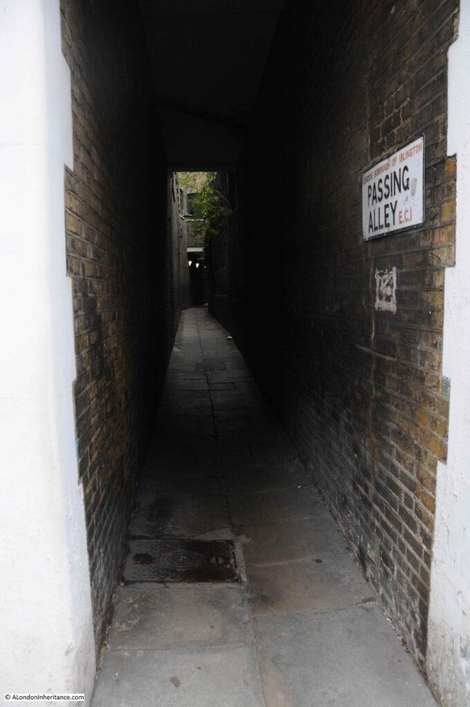 St John's Lane