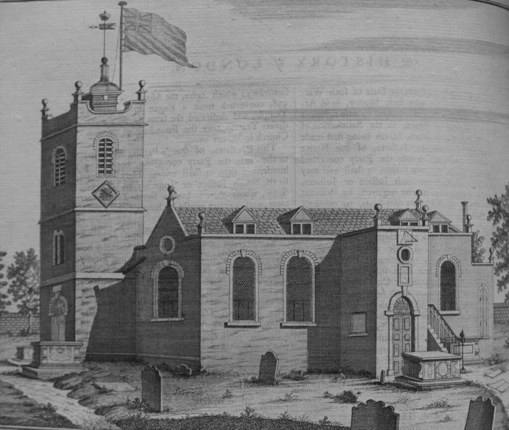 History and Survey of London