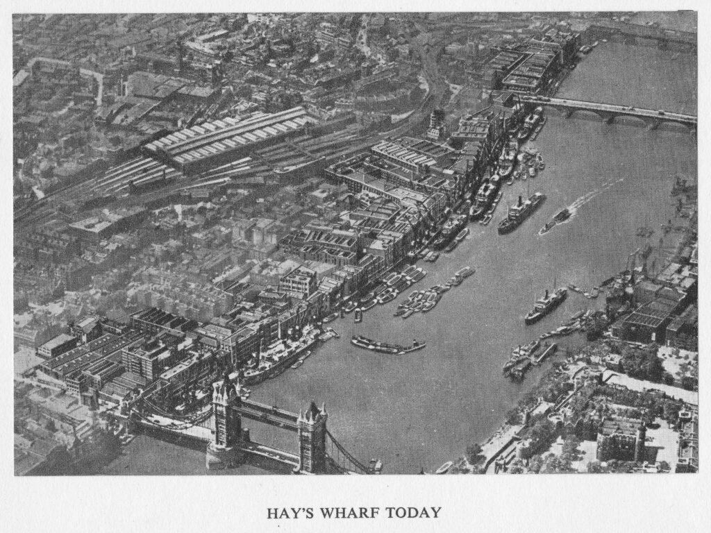 Hay's Wharf