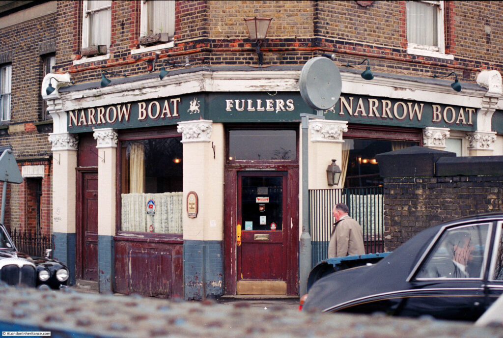 Narrow Boat Pub