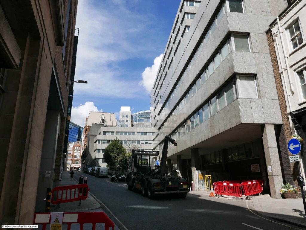 Whitefriars Street