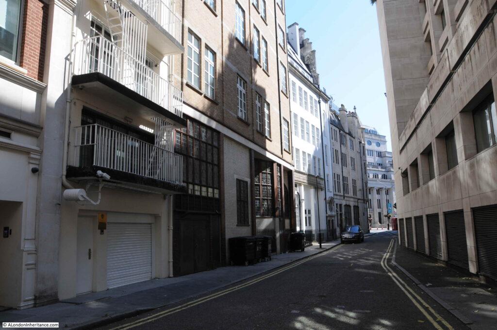 Warwick House Street