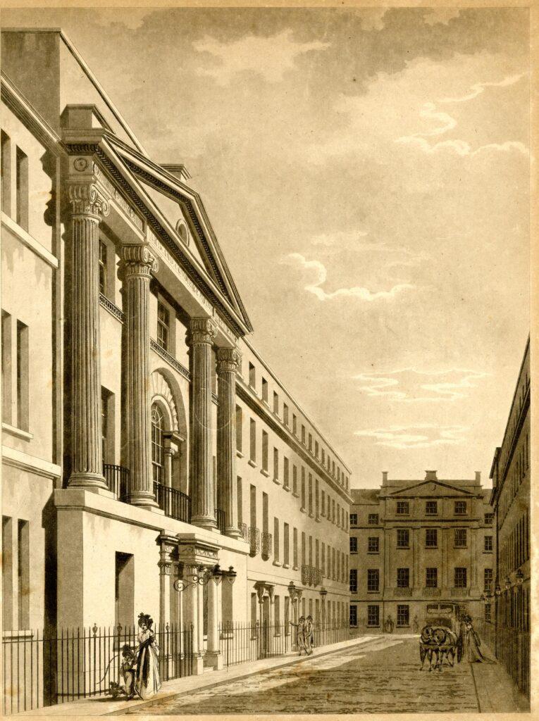 John Adam Street
