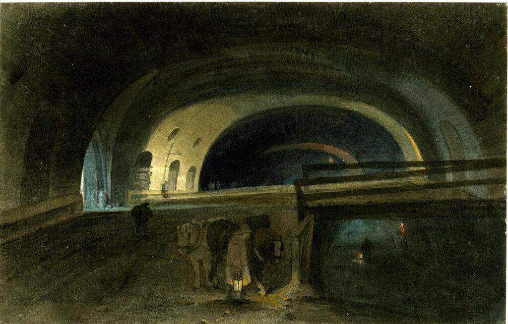 Adelphi vaults