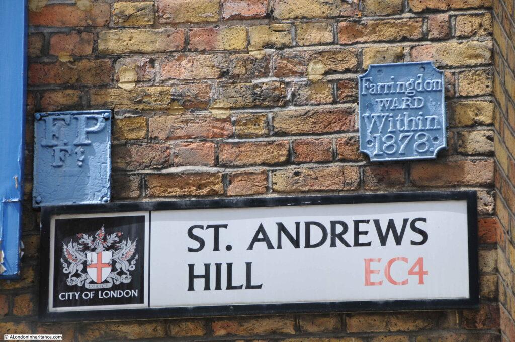 At Andrews Hill