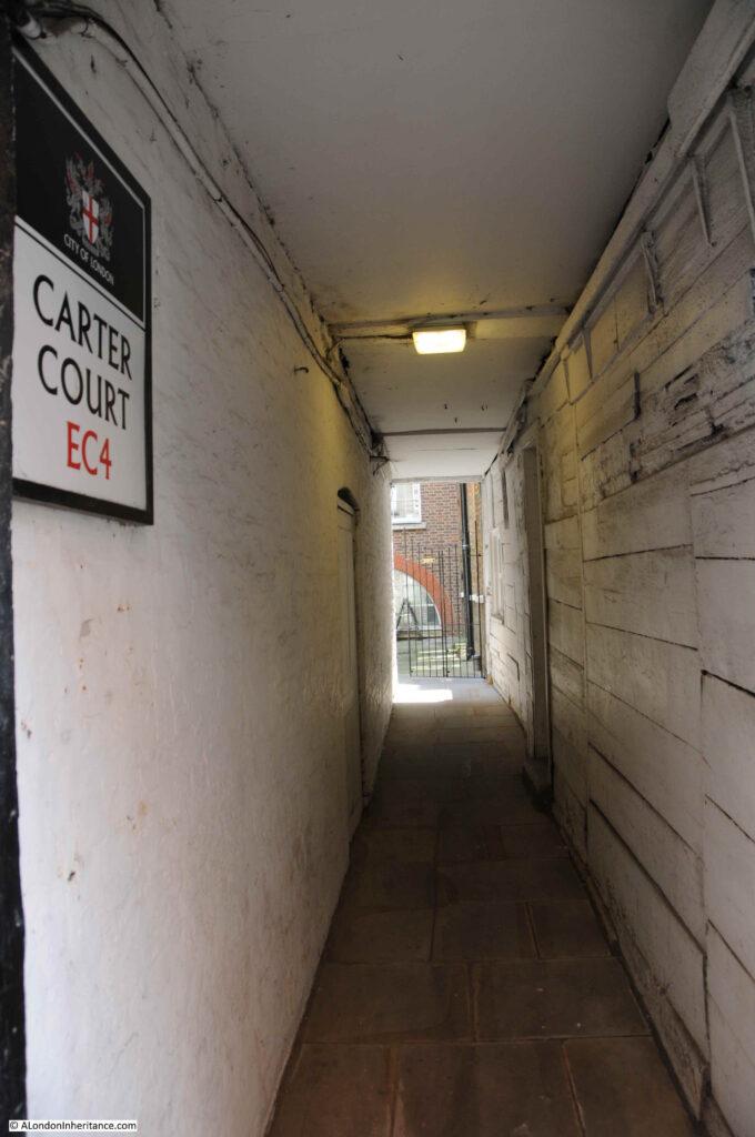 Carter Court