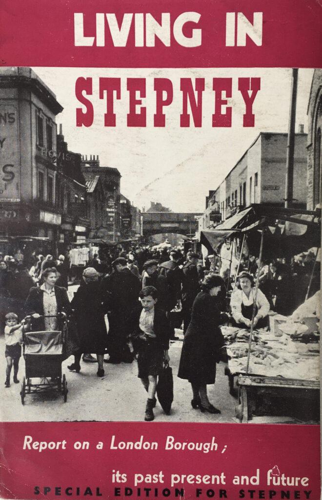Living in Stepney