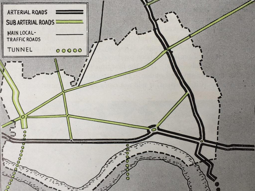 Stepney Road Plan