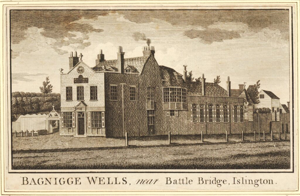 Bagnigge Wells