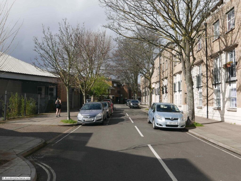 Cubitt Street