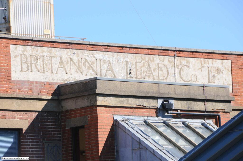 Britannia Lead